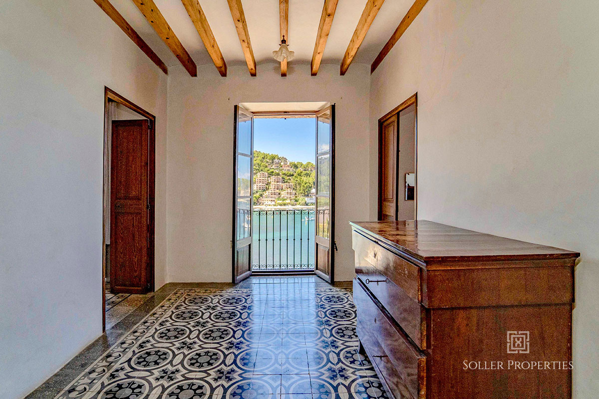 Puerto de Soller Villa for Sale with sea views