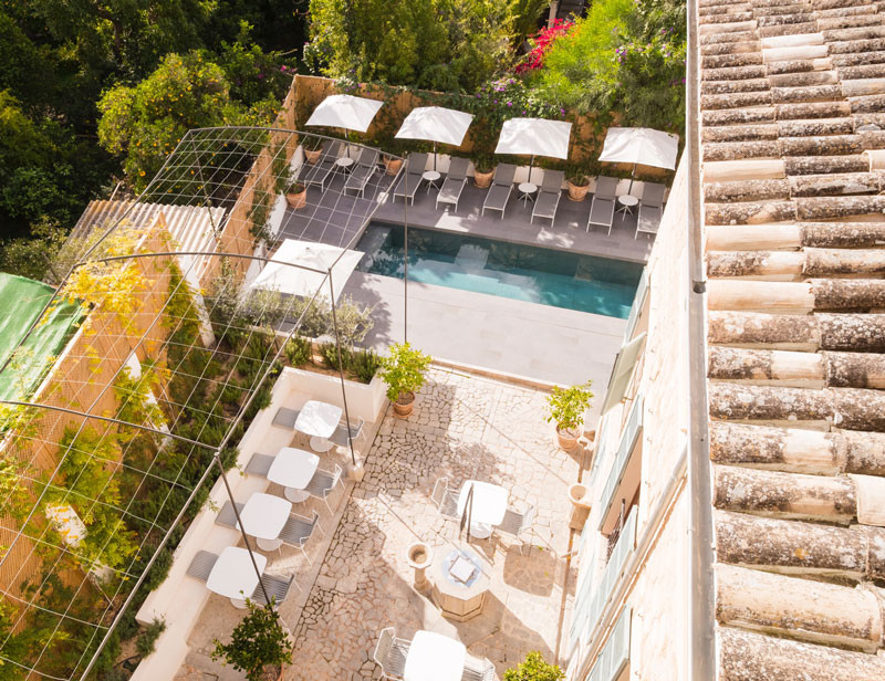 Townhouse for Sale Bird's-eye view