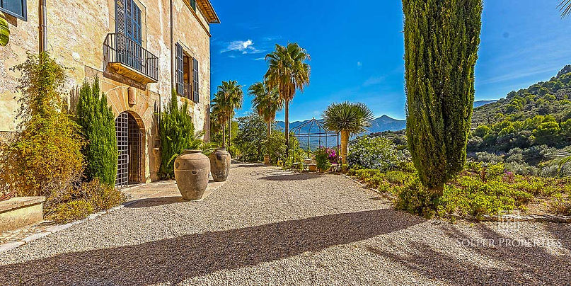 Country estate for Sale in Soller Valley