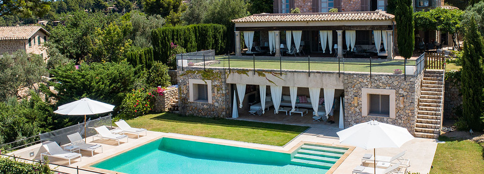 Mediterranean Villa in Deia for Sale