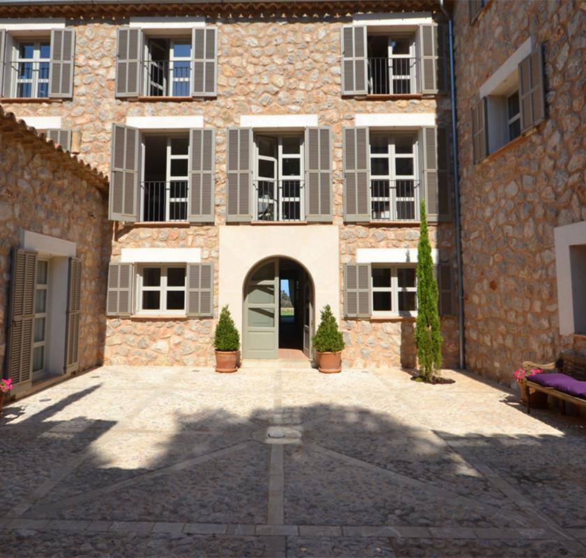 Seaview Villa in Deia for Sale
