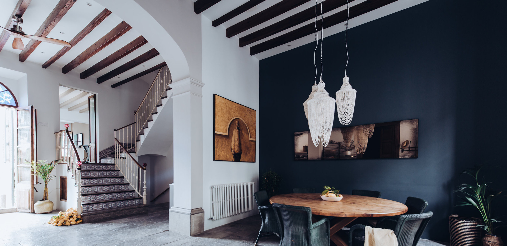 Soller Townhouse with many traditional features