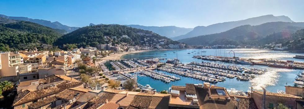 Apartment with sea views Port de Soller for Sale