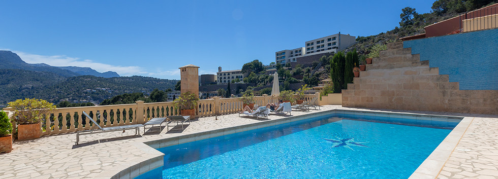 Apartment with Pool Port de Soller