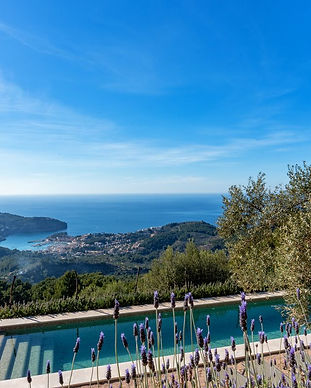 5 bedrooms en-suite property for sale overlooking Port de Soller