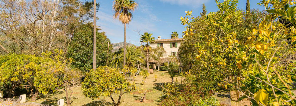 Charming country house in Soller