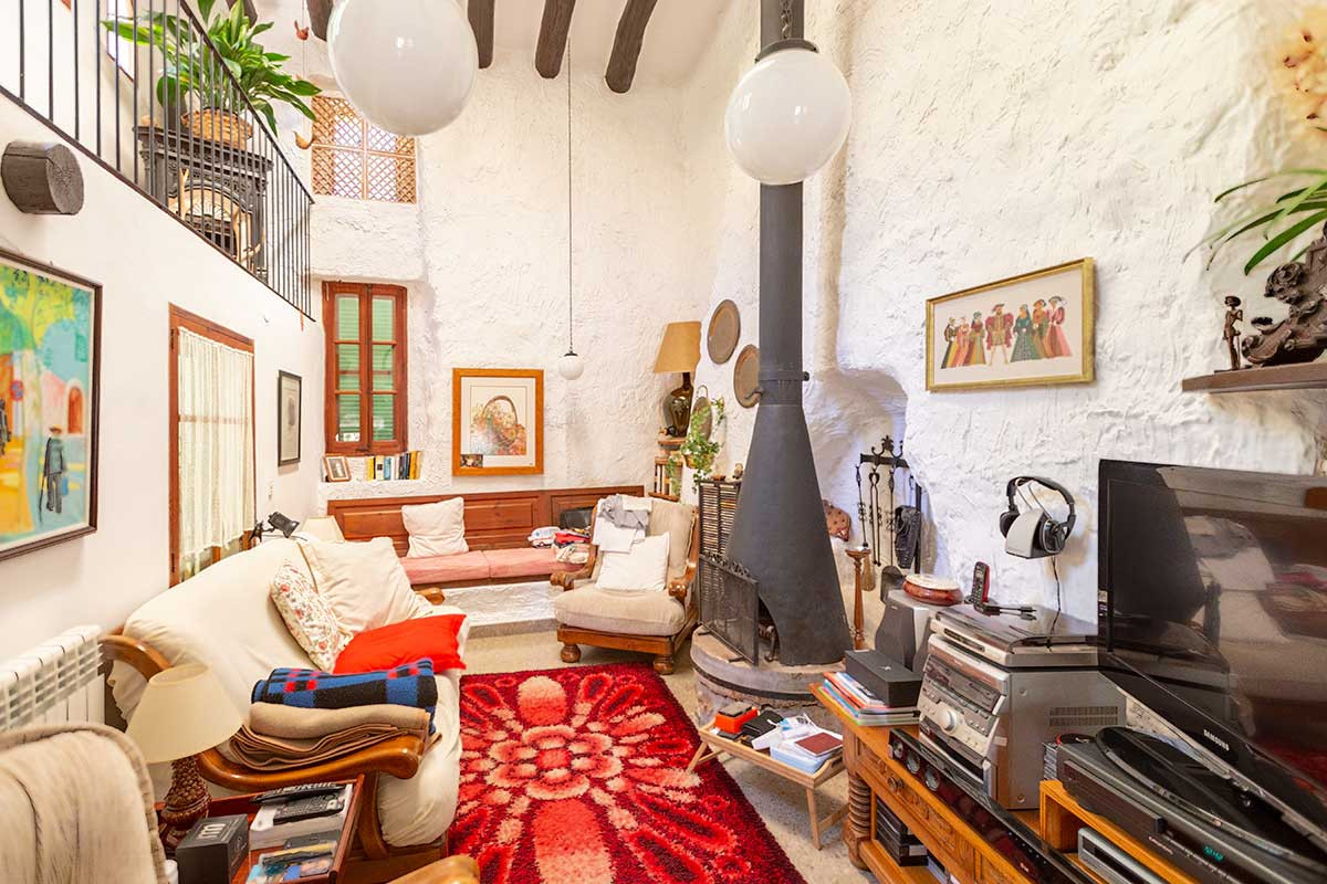 Fornalutx old mill House for Sale