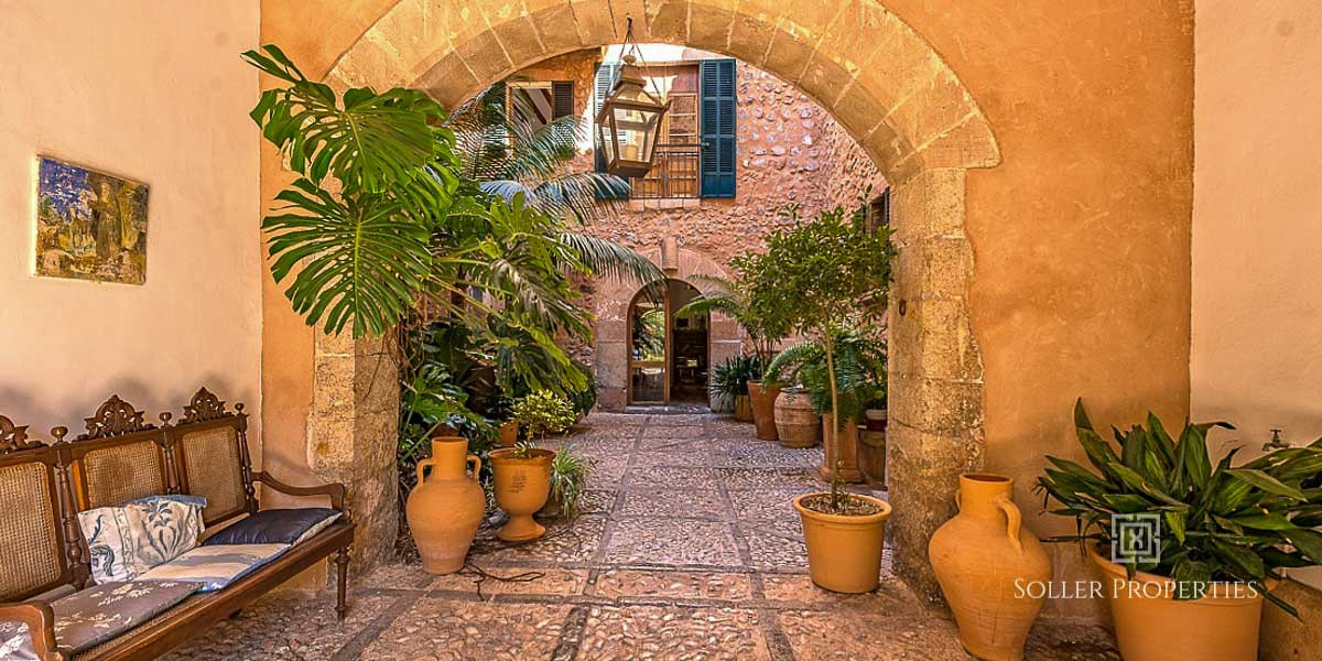 For sale Hotel in Mallorca Soller