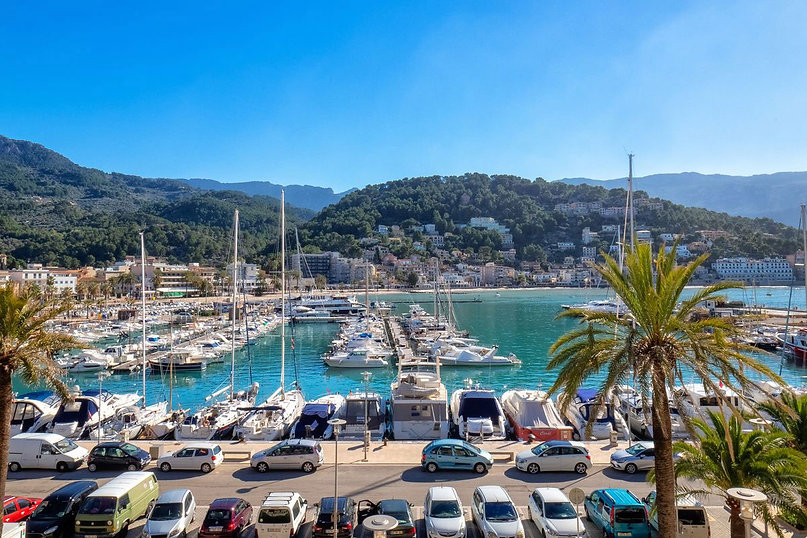 Seafront Townhouse in Port de Soller for Sale