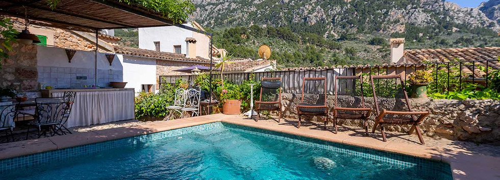 Fornalutx village House for Sale