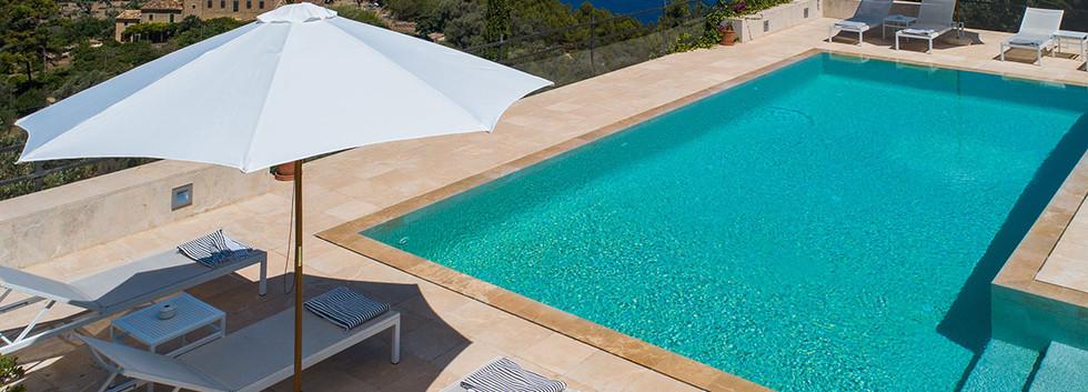 Deia Sea View Villa for Sale