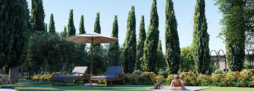 New Villas in Fornalutx Soller Valley