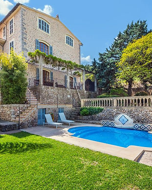 Detached Villa in Soller Mallorca