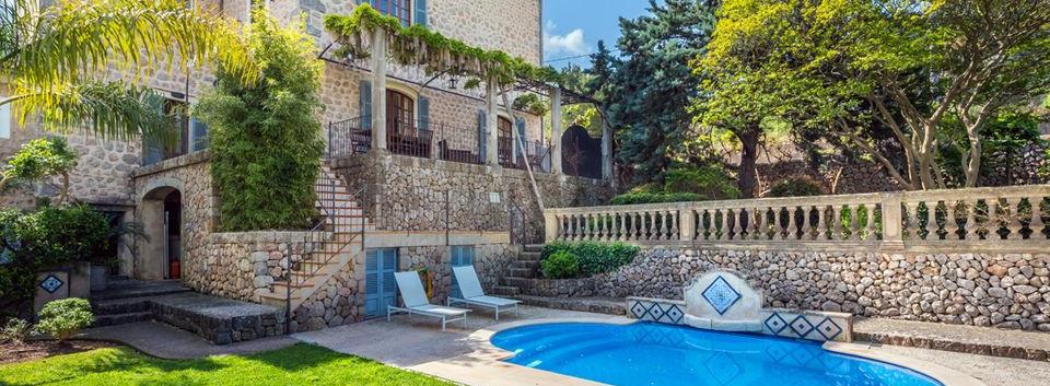 Soller Mallorca Family House for Sale