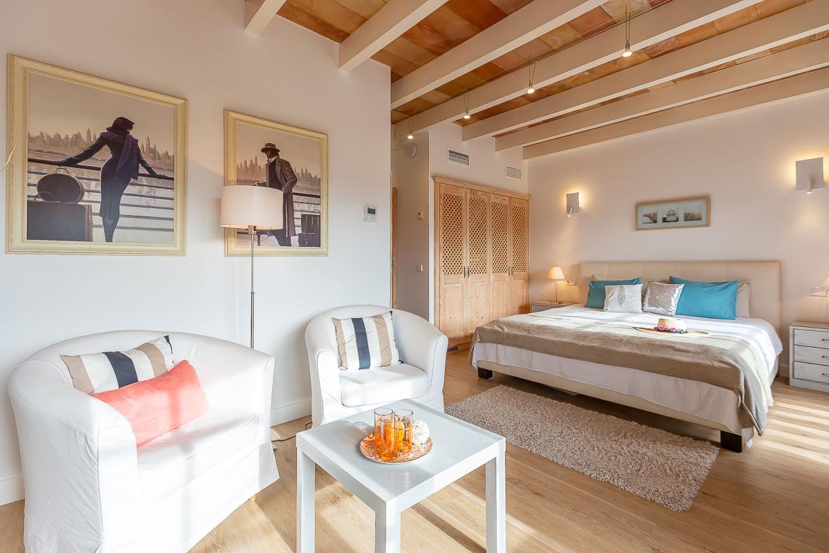 Apartment with sea views Port de Soller