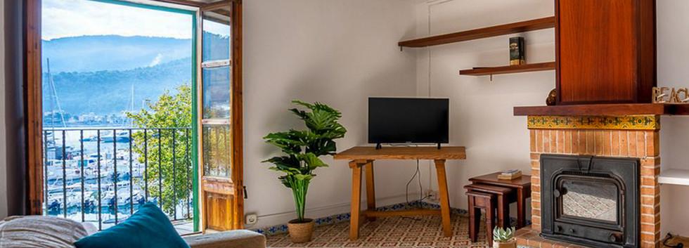 Penthouse Apartment for Sale in Puerto de Soller