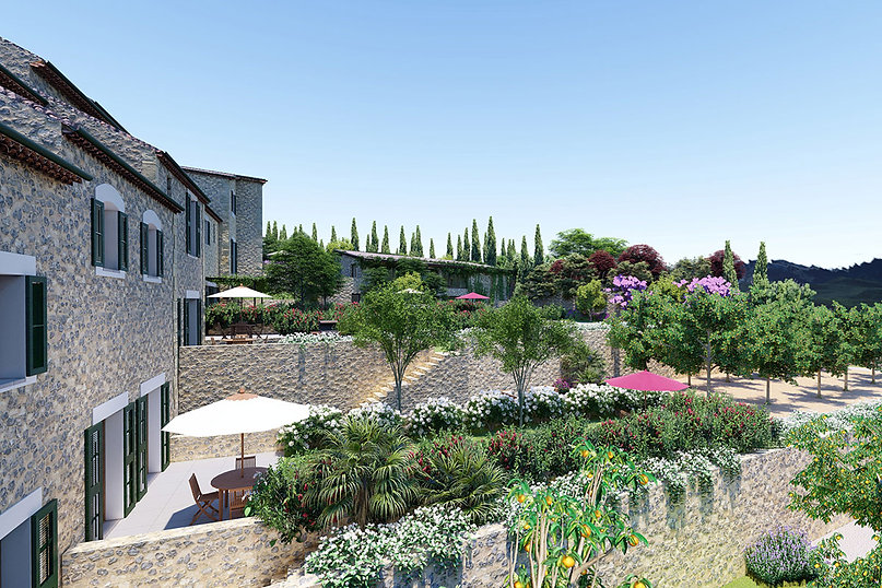 Villas for Sale Fornalutx
