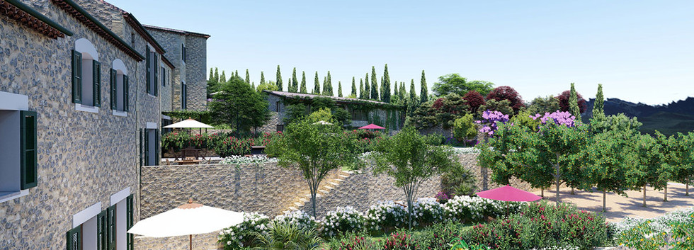 Brand new villas in Fornalutx for Sale