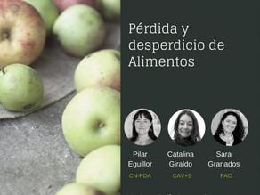 Conversatorio Pérdida y Desperdicio de Alimentos
