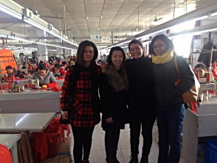 CAV+S  en China