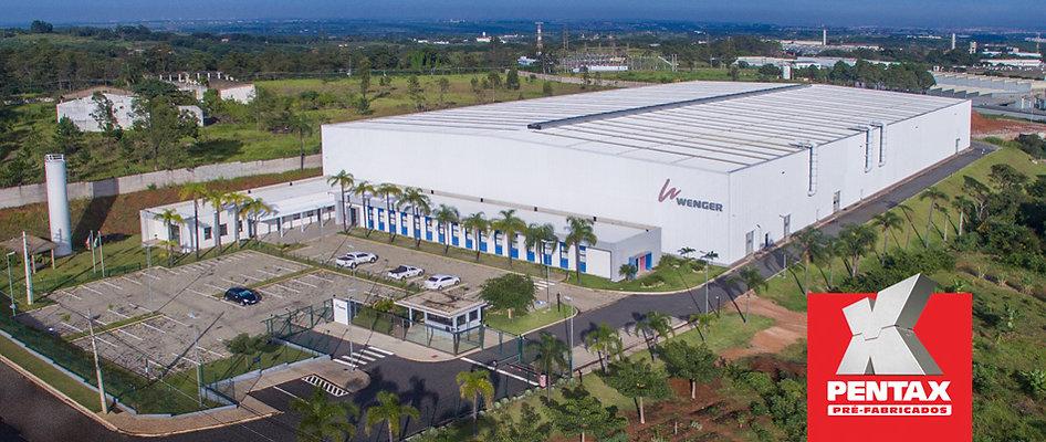 Wenger - Galpão Industrial
