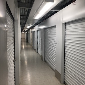 Climate Controlled Self Storage Facility