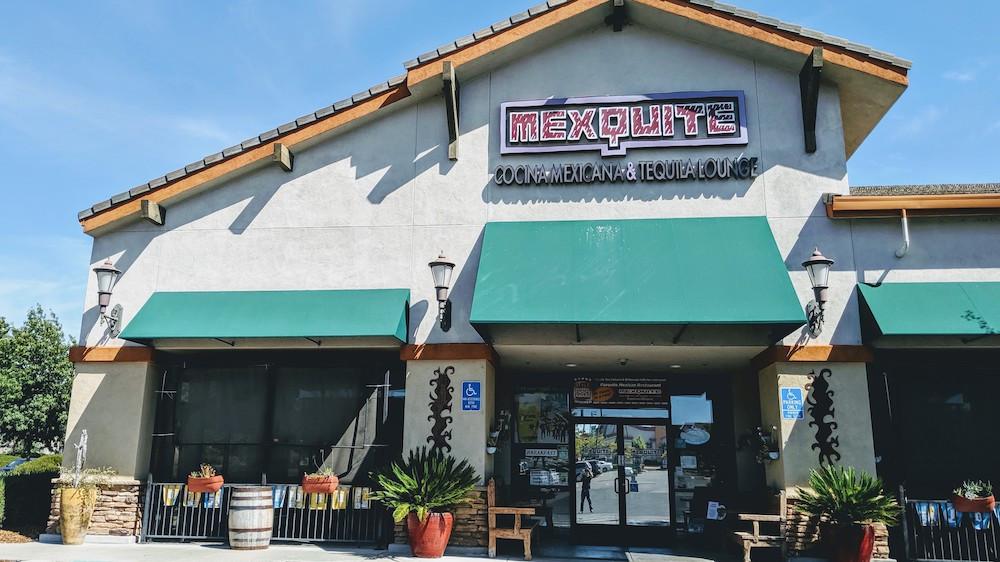 Mexquite Mexican Restaurant in El Dorado Hills, CA