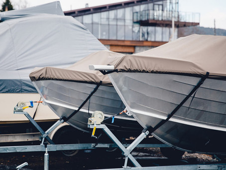 13 Tips To Prepare Your Boat For Winter Storage