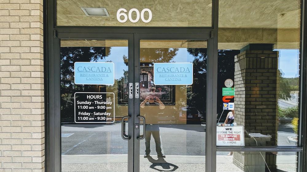 Cascada Restaurante & Cantina in El Dorado Hills, CA