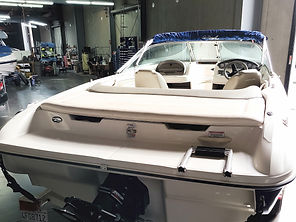 2004 Sea Ray 185 Sport with 181 hours 2.