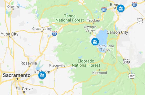 Lake Tahoe Boat Storage Options