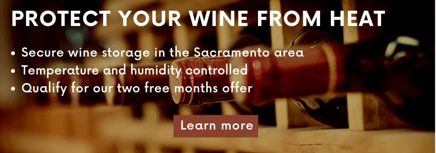 Wine Storage Offer