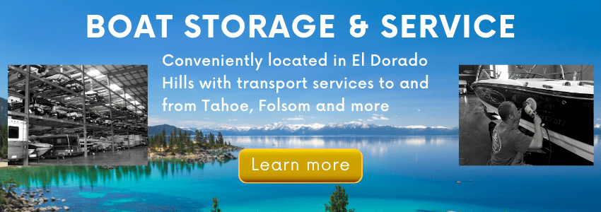 Northern California Boat Storage and Service