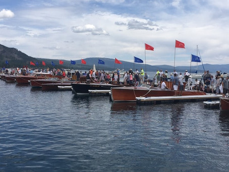 2019 Lake Tahoe Concours d'Elegance Wrap Up