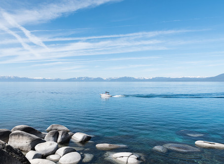 Lake Tahoe Boating Rules: What You Need to Know
