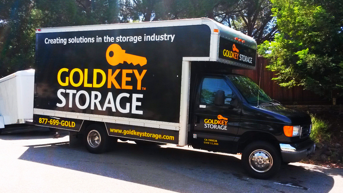 El Dorado Hills Indoor Self Storage Units   GoldKey