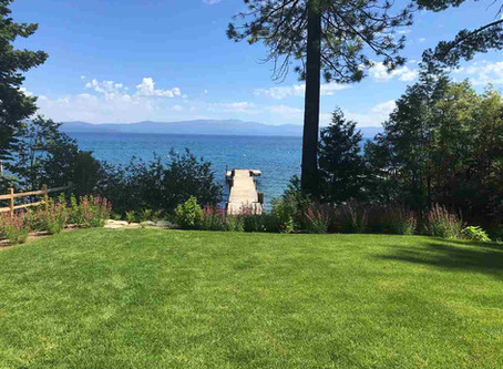 Lakefront Property at Lake Tahoe: An Overview