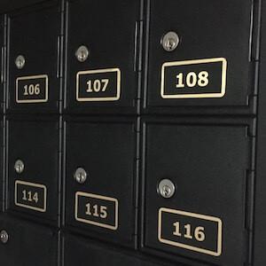 USPS PO Box Alternative