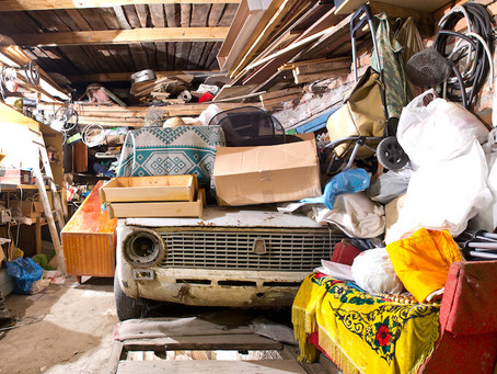 Is The El Dorado Hills Weather Ruining Your Stored Possessions?