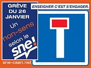 sne-csen.net 2021-01-20 greve 26 janvier