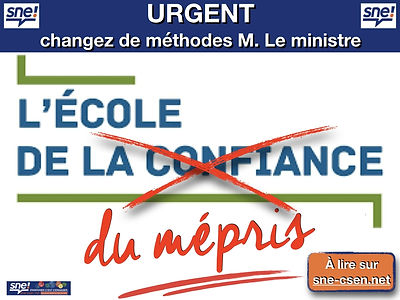 sne-csen.net_20-10-31_ecole_du_mépris.