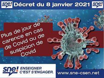 sne-csen.net 2021-01-13 carence covid.pn