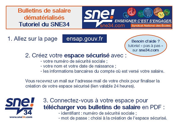 18-12-20 SNE34.com bulletins de salaire