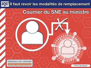 sne-csen.net 21-03-25 remplacement courr