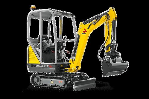 ET16 - Conventional Tail Excavator