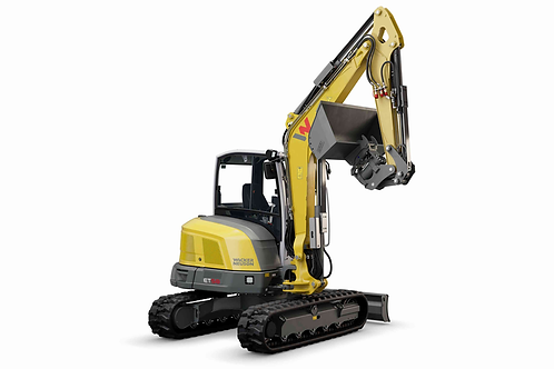 ET58 - Conventional Tail Excavator