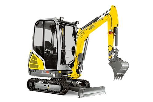 ET18 - Conventional Tail Excavator