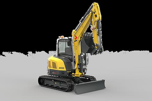 EZ50 - Zero Tail Excavator