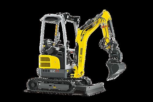 EZ17 - Zero Tail Excavator