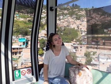 Haley on Medellin gondola.jpeg